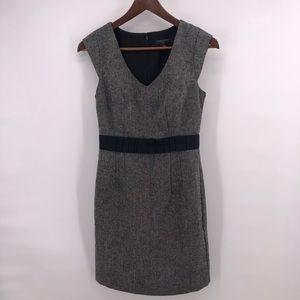 Banana Republic dress wool blend size 0 petite